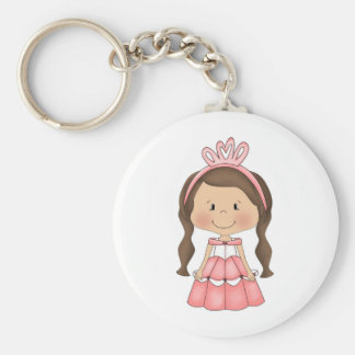 Personalized Princess gifts and accessories Keychain