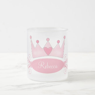 Personalized Princess Kids Mug