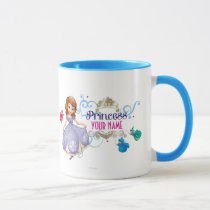 Personalized Princess Mug