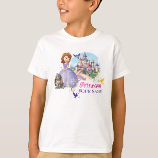Personalized Princess Sofia T-Shirt