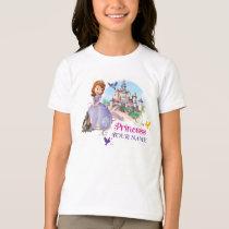 Personalized Princess Sofia T-Shirt