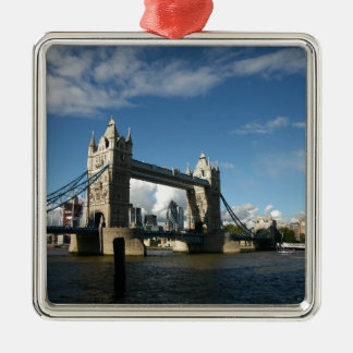 Personalized product London Metal Ornament