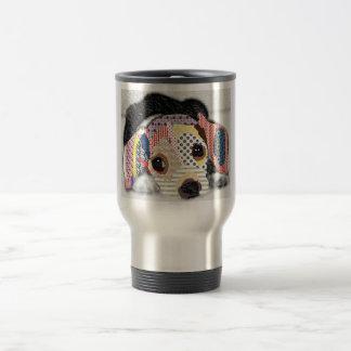 Personalized product travel mug