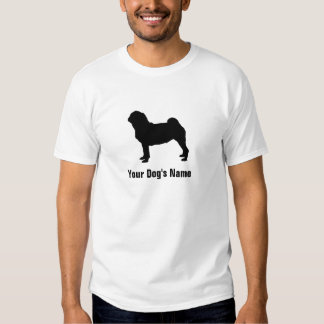 Personalized Pug パグ Shirt