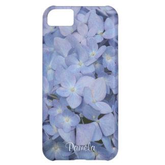 Personalized: Purple Hydrangea iPhone 5 Case