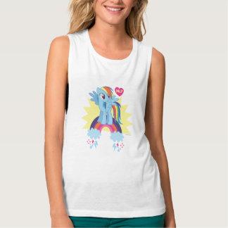 Personalized Rainbow Dash T-Shirt 3