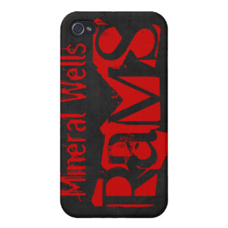 Personalized Rams iPhone Case