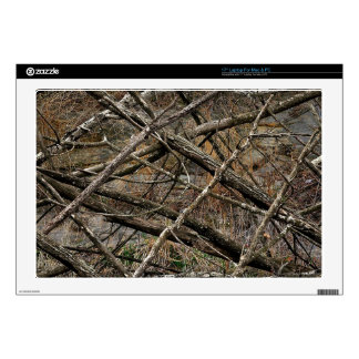Personalized Real Camo / Camouflage (customizable) Laptop Skin