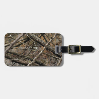 Personalized Real Camo / Camouflage (customizable) Travel Bag Tag