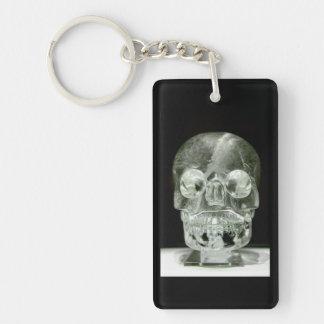 Personalized Rectangular Keychain Double-Sided Rectangular Acrylic Keychain