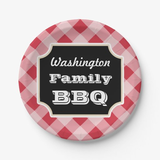 gingham paper plates We have a large selection of matching candy stripe & gingham party tableware candy stripe and gingham party supplies and party decorations square paper plate.