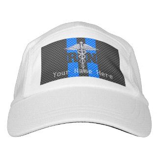 Personalized Registered Nurse Your Text Event Headsweats Hat