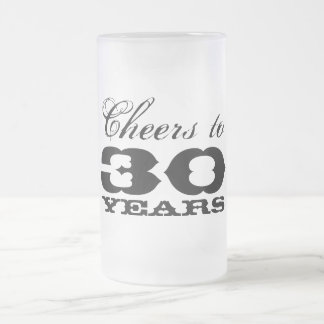 Personalized Retirement Glass Beer Mug Gift Idea