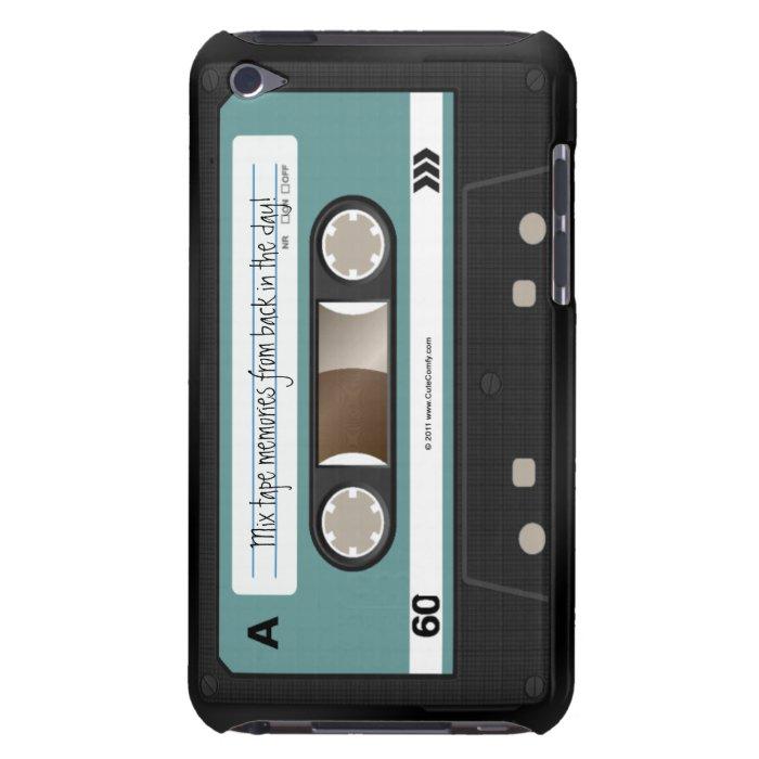 Personalized Retro Cassette Mixtape 80s iPod Case
