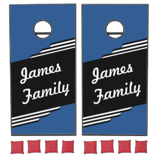 Personalized Retro Vintage Old School Outdoor Game