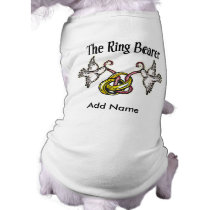 Personalized Ring Bearer Gifts Tee