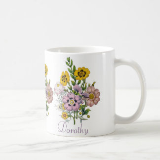 Personalized Rockroses Coffee Mug