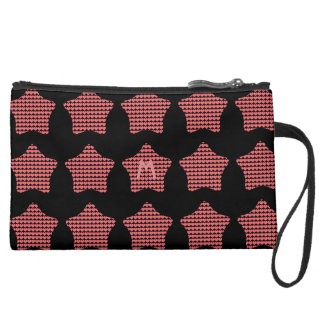 Personalized Romantic Star Heart Patterned Bag