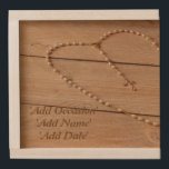 """Personalized ROSARY Beads Box - Commemorative Gift<br><div class=""""desc"""">This item is one of many featured in a collection of gifts for members of the Clergy including Priest, Nun, Pastor, Deacon, Bishop and more. They are for a variety of occasions include newly ordained, ordination anniversary, thank you, birthday, Christmas and more. Many are suitable for various clergy and occasions....</div>"""