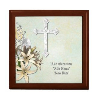 Personalized Rosary Box