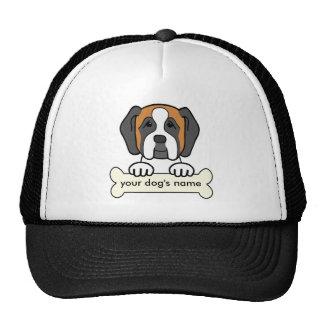 Personalized Saint Bernard Trucker Hat
