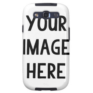 Personalized Samsung Galaxy S3 Covers