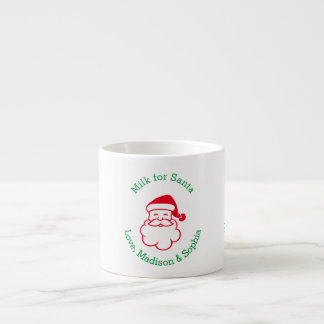 Personalized Santa Coffee Mug
