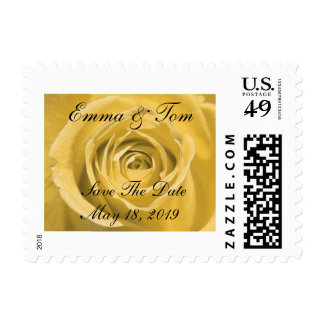 Personalized Save the Date Postage