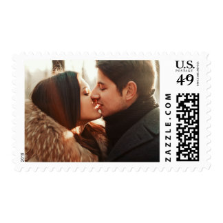 Personalized Save the Date Postage with Your Photo