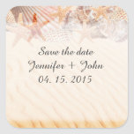 Personalized save the date stickers stickers