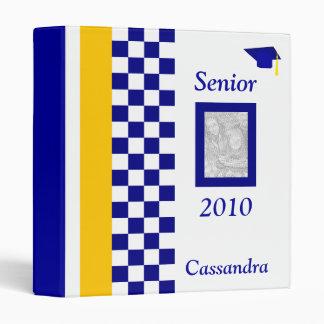 Personalized Senior Year Photo Album Binders
