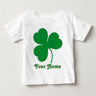 Personalized Shamrock Irish St Patrick's Day Gift Shirt