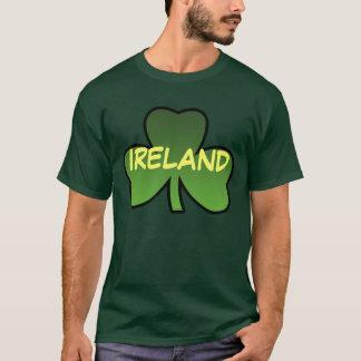 Personalized Shamrock T-Shirt