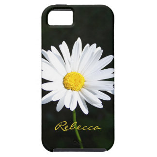 Personalized Shasta Daisy iPhone 5 Vibe Case