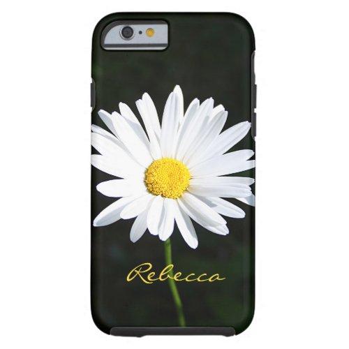 Personalized Shasta Daisy iPhone 6 case Vibe Case Phone Case