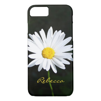 Personalized Shasta Daisy iPhone 7 Case