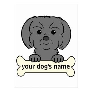 Personalized Shih Tzu Postcard