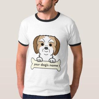 Personalized Shih Tzu T-Shirt