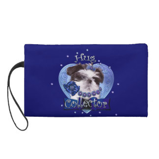 Personalized Shih Tzu Wrist Bag