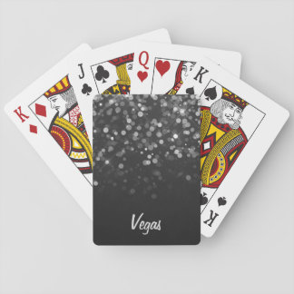 Personalized Shiny Playing Cards