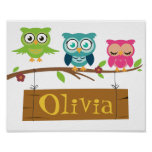Personalized sign for children