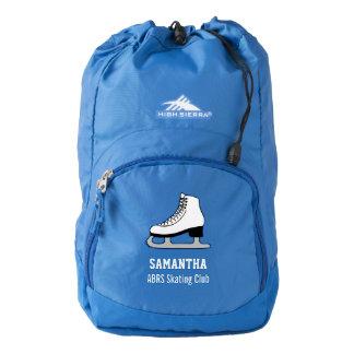 Personalized Skating Club, Skater Name Custom High Sierra Backpack