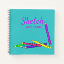Personalized Sketch Notebook
