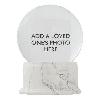 Personalized Snow Globe