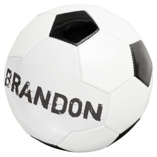Personalized Soccer Ball