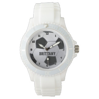 Personalized Soccer Ball Watch