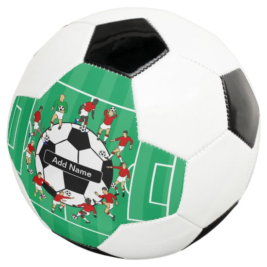 Personalized Soccer Football Soccer Ball