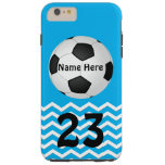 Personalized Soccer iPhone Cases for Girls Tough iPhone 6 Plus Case