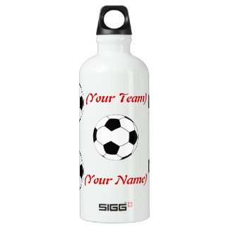 Personalized Soccer Liberty Bottle