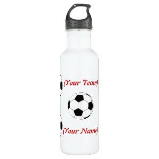 Personalized Soccer Liberty Bottle 24oz Water Bottle